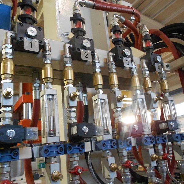 Sistemi di termoregolazione stampo